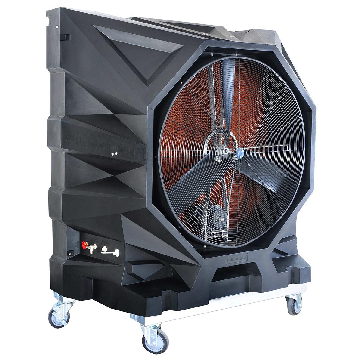 Le refroidissement d'air ou climatisation naturelle par FoxAir