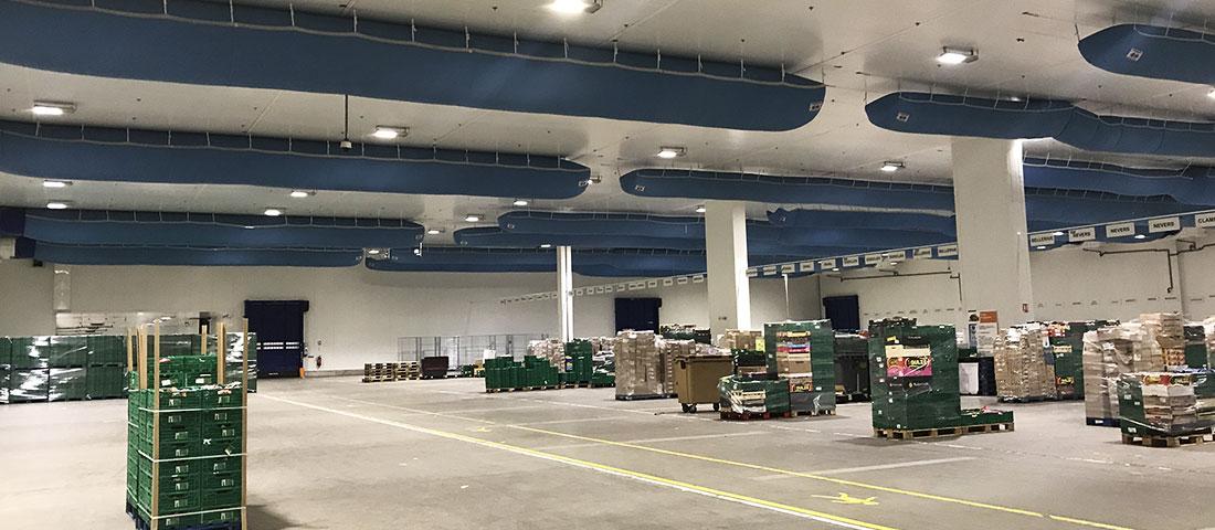 Comment climatiser un hangar ?